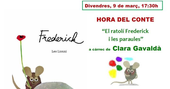 """""""El ratolí Frederick i les paraules"""""""