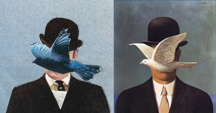 """Xerrada """"El simbolisme màgic de René Magritte (1898-1967)"""""""