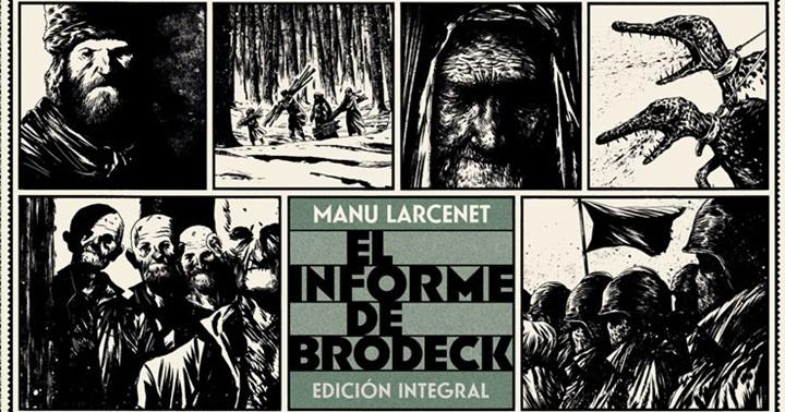 """Novetat còmic: """"El informe de Brodeck"""""""