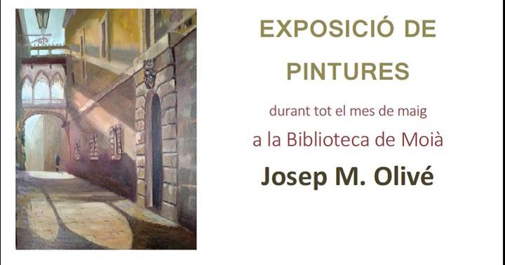 Exposició de J. M. Olivé