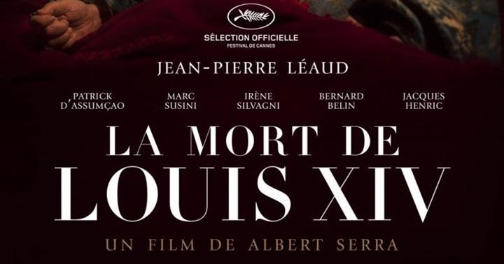 "Recomanació DVD: ""La Mort de Luis XIV"""