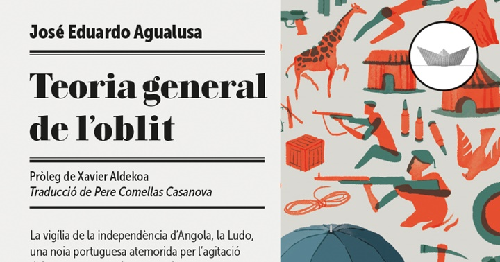 "Novetat novel·la: "" Teoria general de l'oblit"""