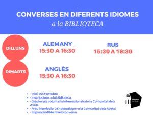 Converses 18-19