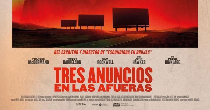 """Novetat cinema: """"Tres anuncios en las afueras"""""""