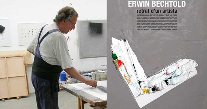 """Cercle Artístic: projecció i taula rodona """"Erwin Bechtold: Retrat d'un artista"""""""