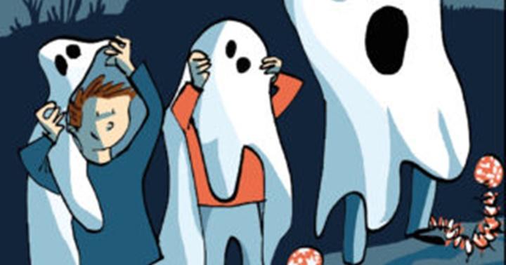 """Atrapallibres 9 anys: """"Que venen els fantasmes"""""""
