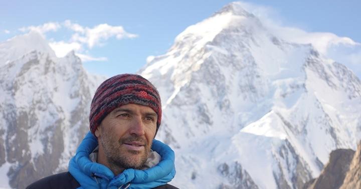 """""""K2+Broad Peak+Manaslu: 72 dies al límit"""" amb Sergi Mingote"""