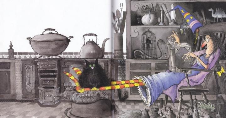 """""""La Bruixa Brunilda i la poesia dels objectes"""""""
