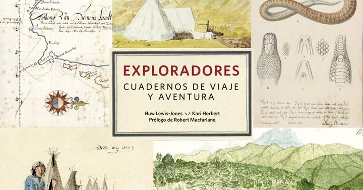 """Novetat: """"Exploradores: cuadernos de viaje y aventura"""""""