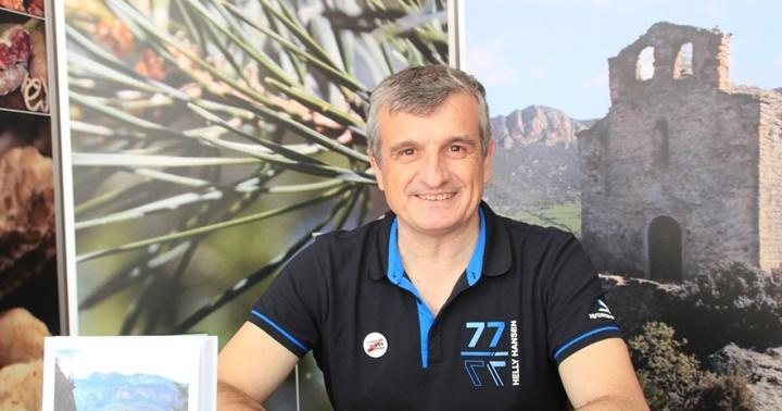 """Presentació de """"La presó"""" de Jordi Vilagut"""