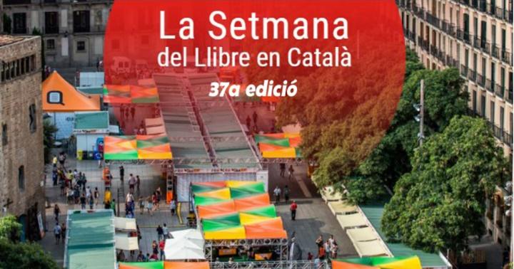 37a Setmana del llibre en català