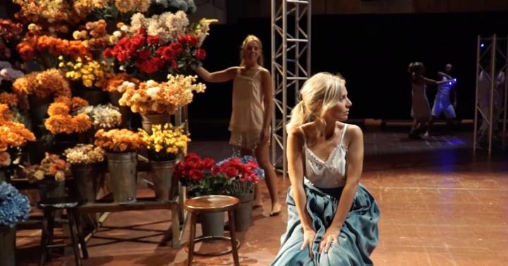 """Llegir el teatre: """"La Rambla de les floristes"""""""