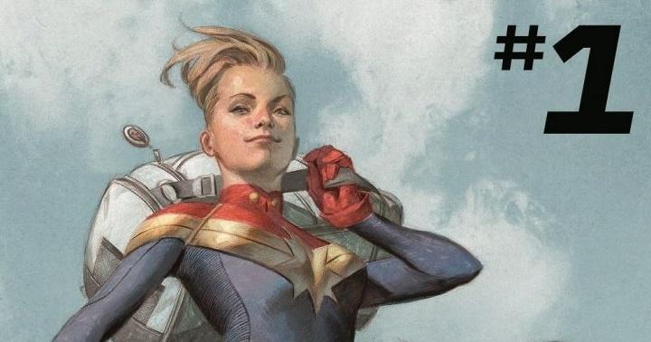 """Novetat Còmic: """"La vida de la Capitana Marvel"""""""