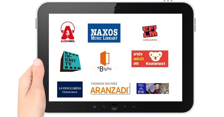 Ara, tothom pot gaudir dels serveis virtuals de les biblioteques
