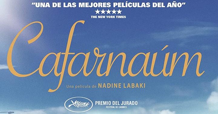 """Novetat cinema: """"Cafarnaúm"""""""