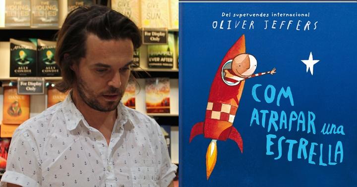 L'il·lustrador del mes: Oliver Jeffers