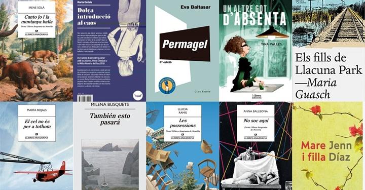 10 sorprenents escriptores catalanes actuals