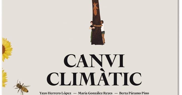 """Recomanació infantil: """"Canvi climàtic"""""""