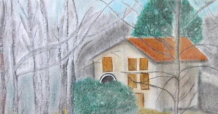 Exposició del grup sènior del Cercle Artístic del Moianès