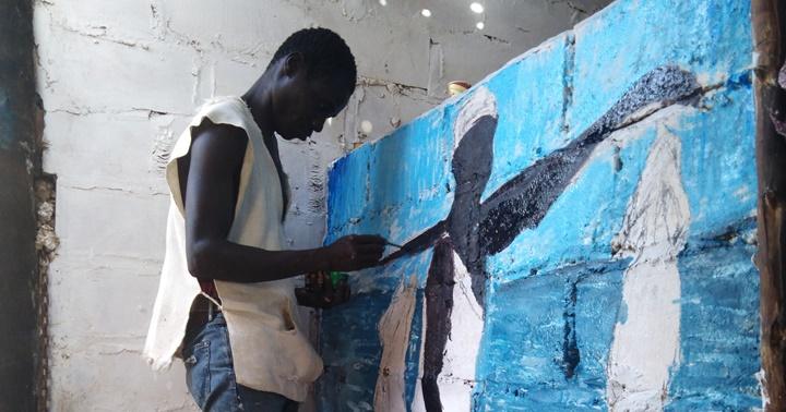 """Exposició: """"Colors de l'Àfrica"""""""