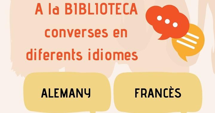 Tornen les converses d'idiomes